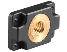 Blackfly S (30mm)/Blackfly/Flea3/Chameleon3 ¼-20 Tripod Adapter, #88-210