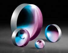 UV Fused Silica Plano-Concave (PCV) Lenses