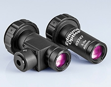 40mm WD, 3X, In-Line Version (Left) and VIS Version (Right)