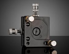 Fiber Alignment Mount w/ Gimbal Tilt and Micrometer Movement, #55-478