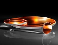 TECHSPEC Calcium Fluoride Plano-Convex (PCX) Lenses