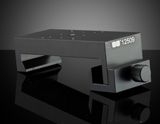 40mm Precision Stage, Metric Dovetail Carrier