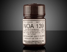 Norland Optical Adhesive NOA 139, 1 oz. Application Bottle, #15-696