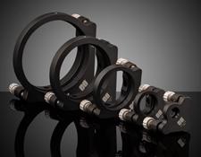 E-Series Kinematic Circular Optical Mounts