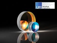 UltraFast Innovations (UFI) 45° AOI Ultrafast Chirped Mirrors