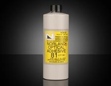 Norland Optical Adhesive NOA 81, 1 lb. Bottle