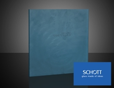 SCHOTT VG Glass (glass color will vary by product specification)