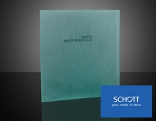 SCHOTT KG Glass (glass color will vary by product specification)