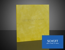 SCHOTT GG Glass (glass color will vary by product specification)
