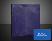 SCHOTT BG Glass (glass color will vary by product specification)